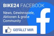 BIKE24 auf Facebook